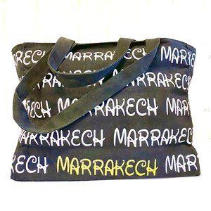 Marrakech Tote Bag